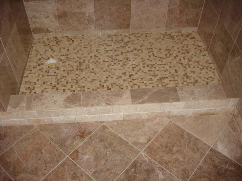 gallery of tile installation - photo #26
