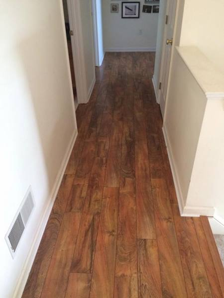 Laminate floor installation for your home or business for Flooring installation