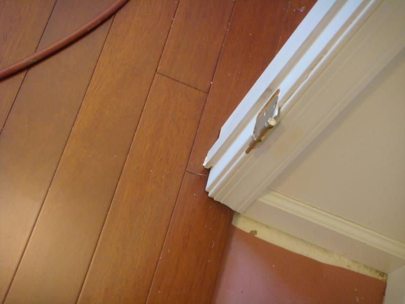 Hardwood floor installation by brad bishop flooring york for Hardwood floors york pa