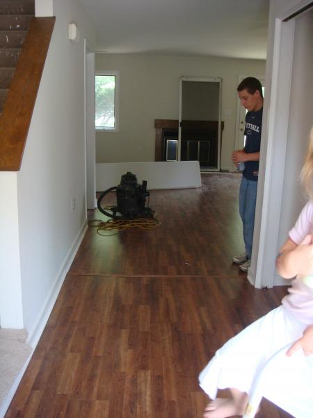 Laminate Flooring Installation Photos Brad Bishop Flooring Installer